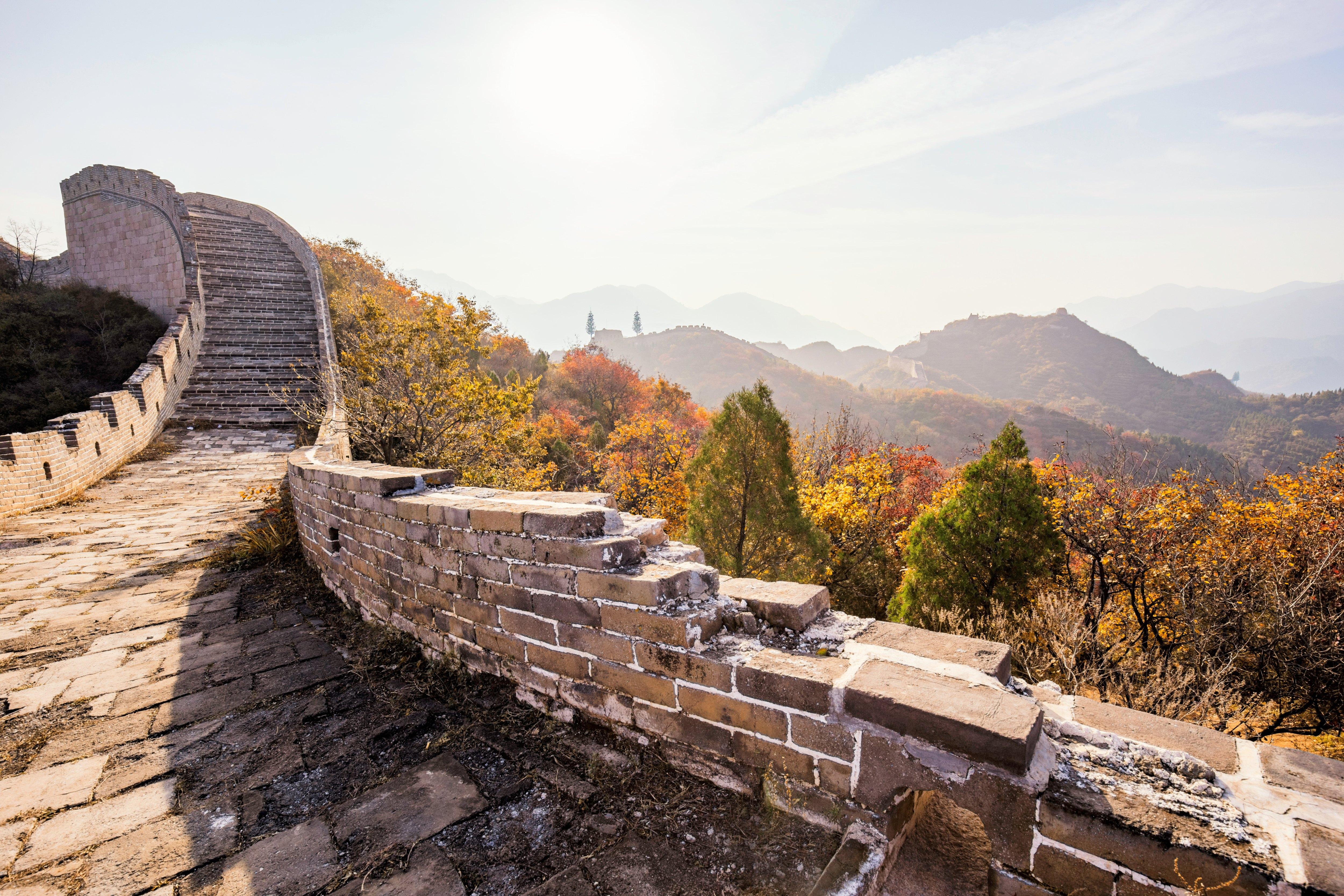 八达岭古长城自然风景区